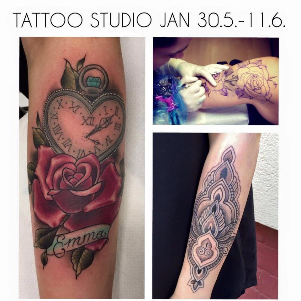 Tattoo Studio Jan City App